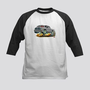 Dodge SRT-10 Grey Dual Cab Kids Baseball Jersey