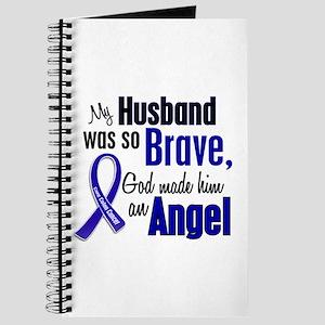 Angel 1 HUSBAND Colon Cancer Journal