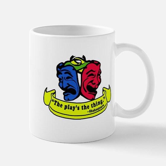 The Play's the Thing Mug