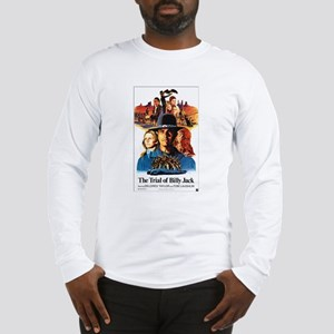 Trial of Billy Jack Long Sleeve T-Shirt