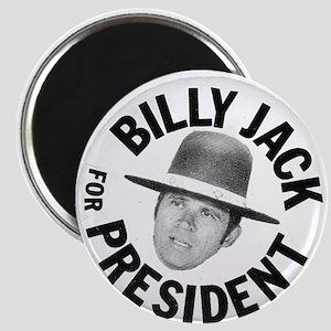 Billy Jack For President Magnet Magnets