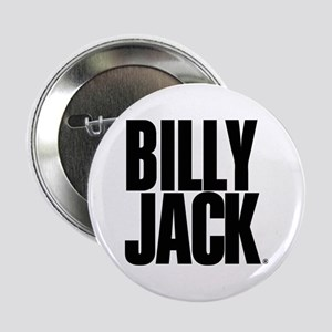 "BILLY JACK Text Logo 2.25"" Button"
