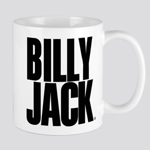 BILLY JACK Text Logo Mug