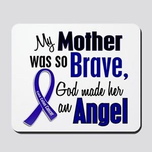 Angel 1 MOTHER Colon Cancer Mousepad