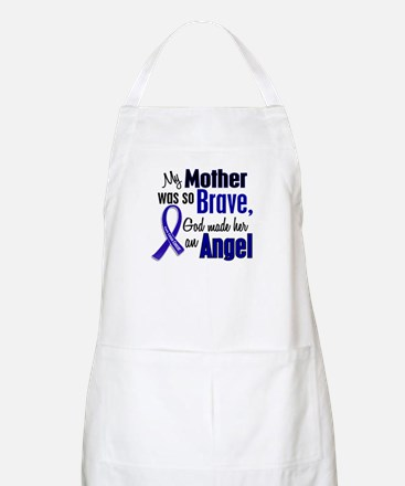 Angel 1 MOTHER Colon Cancer BBQ Apron