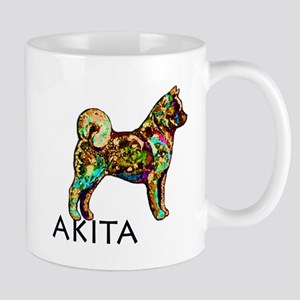Glow Bright Akita Mug
