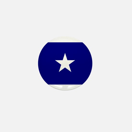 Bonnie Blue Flag Mini Button