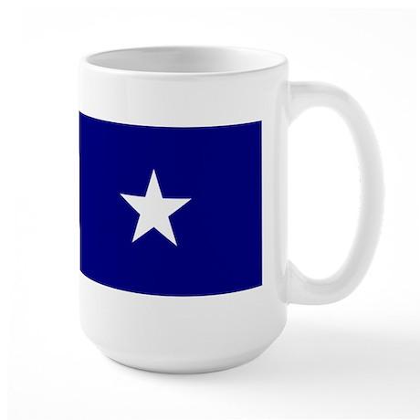 Bonnie Blue Flag Large Mug