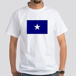 Bonnie Blue Flag White T-Shirt