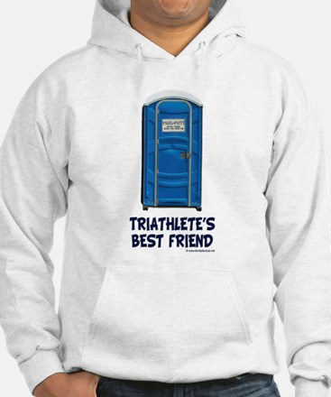 Triathlete's Best Friend Hoodie