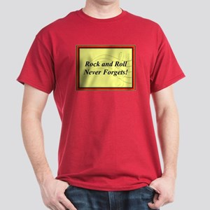 """""""R & R Never Forgets"""" Dark T-Shirt"""