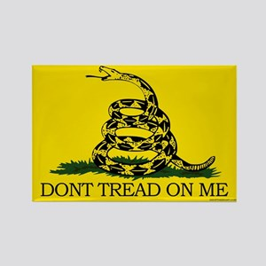 Dont tread on me Rectangle Magnet