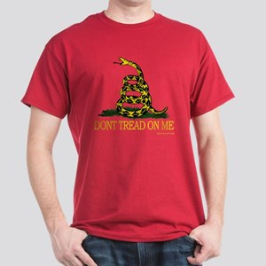 Dont Tread On Me Dark T-Shirt