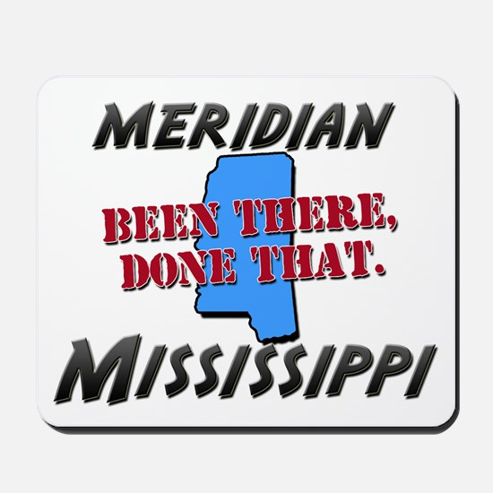 meridian mississippi - been there, done that Mouse