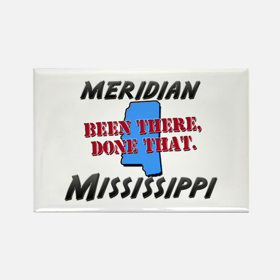 meridian mississippi - been there, done that Recta