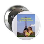 French Cheese Eating Surrender Monkeys Button