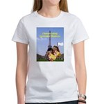 French Cheese Eating Surrender Monkeys Women's T-S