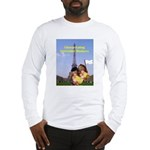 French Cheese Eating Surrender Monkeys Long Sleeve