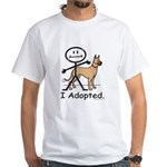 BusyBodies Great Dane (fawn) White T-Shirt