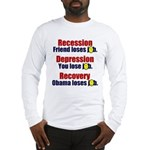 Recovery Long Sleeve T-Shirt