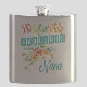 Fabulous Nana Flask