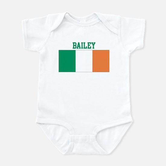 Bailey (ireland flag) Infant Bodysuit