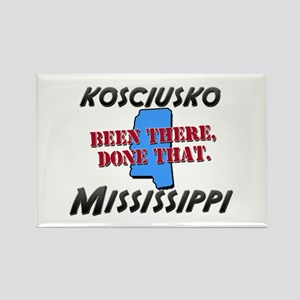 kosciusko mississippi - been there, done that Rect