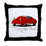 Volugrafo Bimbo Throw Pillow