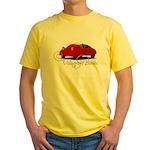 Volugrafo Bimbo Yellow T-Shirt