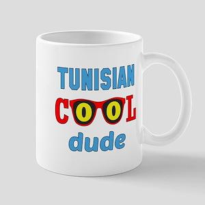 Tunisian Cool Dude Mug