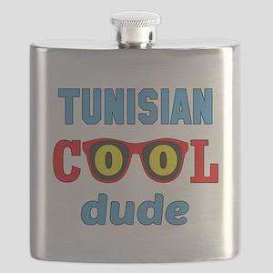Tunisian Cool Dude Flask