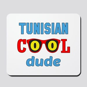 Tunisian Cool Dude Mousepad