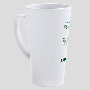 Recently Upgraded To Version 60 Ex 17 oz Latte Mug