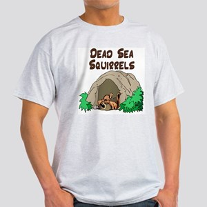 """Dead Sea Squirrels"" Ash Grey T-Shirt"
