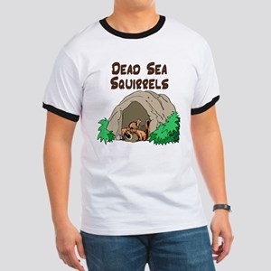 """Dead Sea Squirrels"" Ringer T"