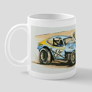 """Old Dirt!"" 17 Toby Mug"