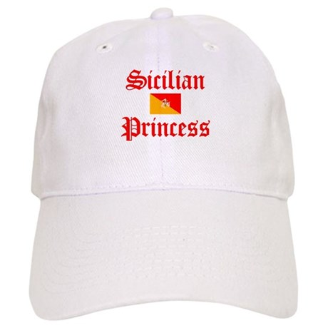Sicilian Princess Cap