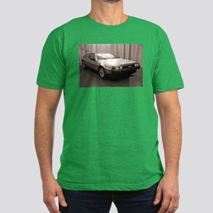 DMC Men's Fitted T-Shirt (dark)