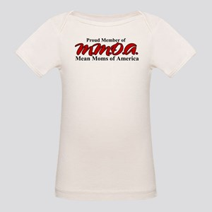 Mean Moms of America Organic Baby T-Shirt
