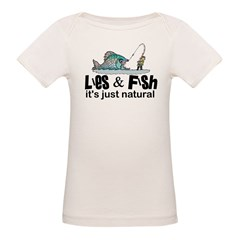 Lies & Fish Tee