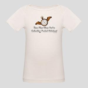 Time Flies1 Organic Baby T-Shirt
