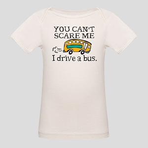 Bus Driver Organic Baby T-Shirt