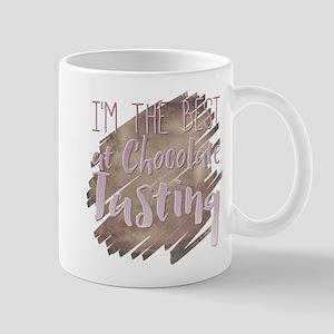 I'm the best at Chocolate Tasting Mugs