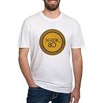 X-ROK El Paso/Juarez 1974 Fitted T-Shirt