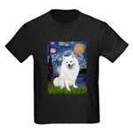 Starry / Eskimo Spitz #1 Kids Dark T-Shirt