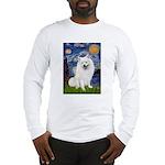 Starry / Eskimo Spitz #1 Long Sleeve T-Shirt