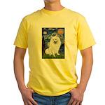 Starry / Eskimo Spitz #1 Yellow T-Shirt