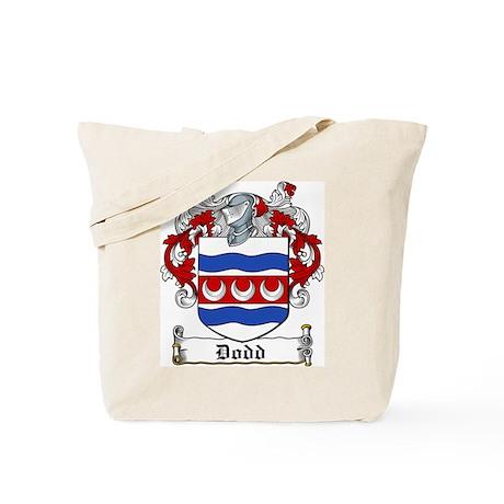 Dodd Coat of Arms Tote Bag