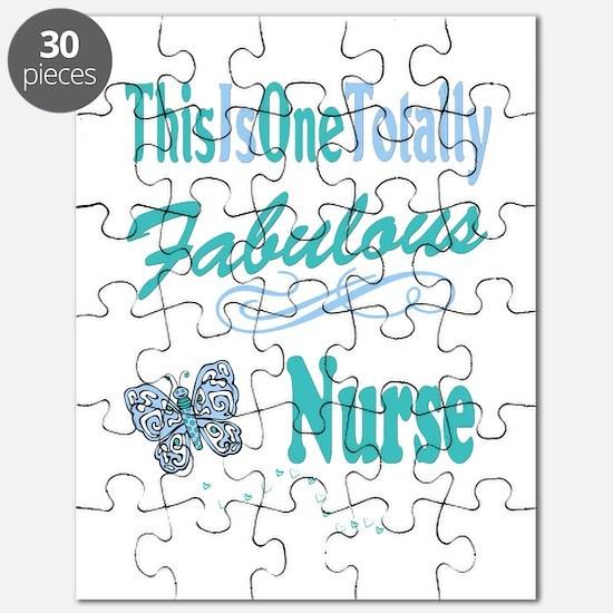 Fabulous Nurse Puzzle