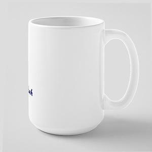 Happy Chrismukah Large Mug